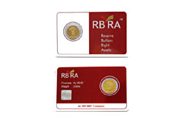 RBRA Gold Coin 2 gms